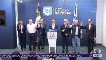 Ricardo Anaya, Enrique Ochoa Reza, Andrés Manuel López Obrador, PAN, PRI, Morena