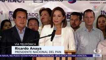 noticias, televisa, Ricardo Anaya, lider del PAN,Despierta, elecciones