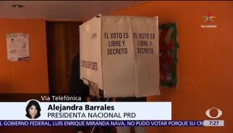 noticias, televisa, Alejandra Barrales, PRD, Despierta, elecciones