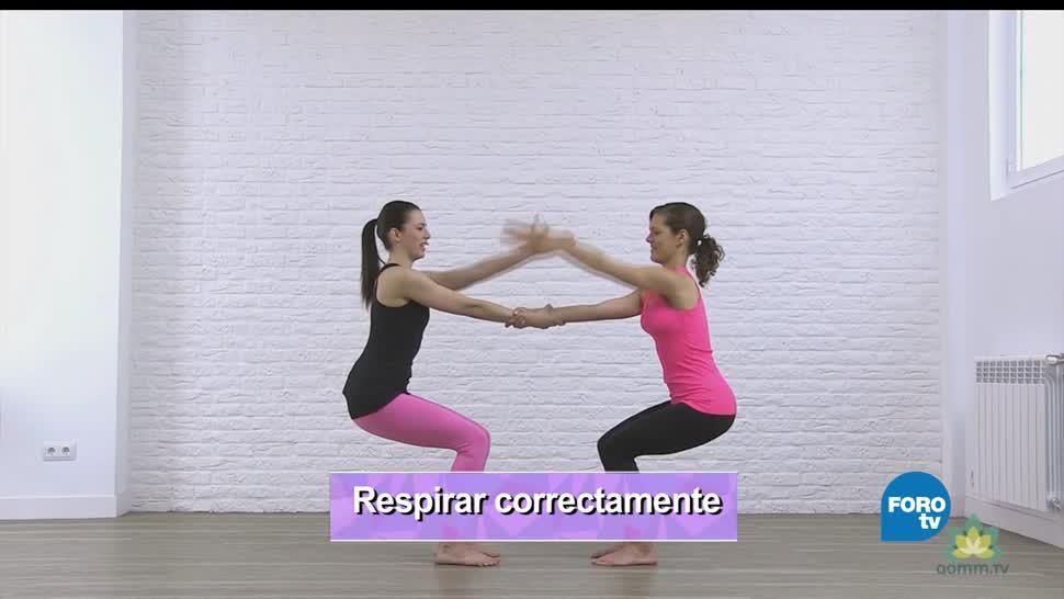 Marilú Esponda, habla, tema, respirar conscientemente