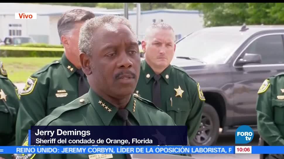 Orlando, Estados Unidos, personas, tiroteo, zona industrial