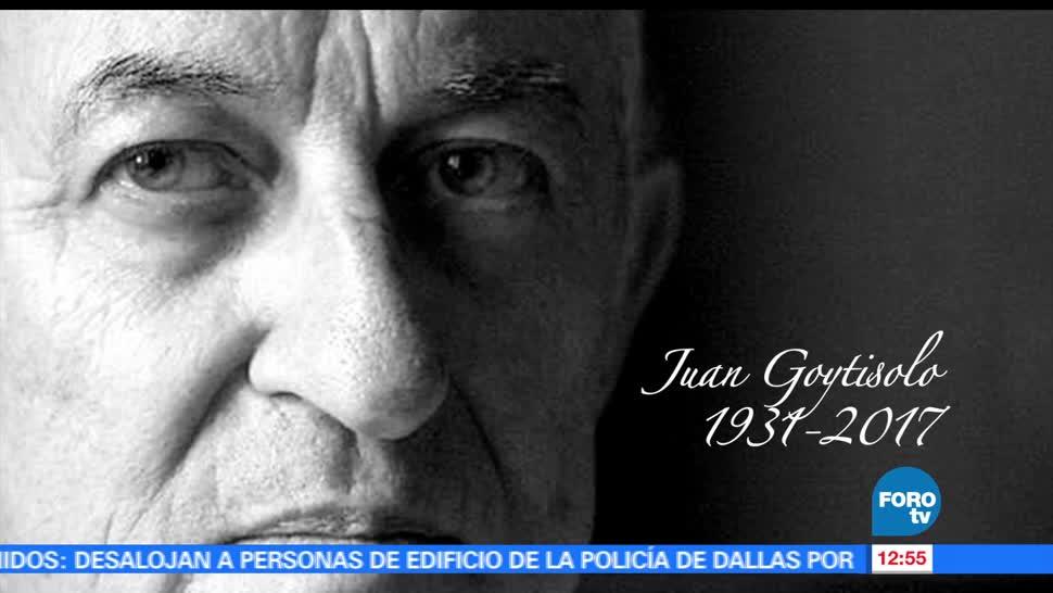 escritor español Juan Goytisolo, cuentos, novelas, mundo árabe, obra