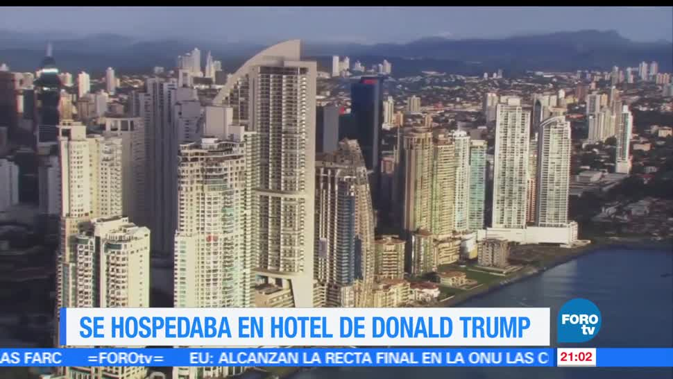noticias, forotv, Beto Borge, hospedó, Torre Trump, Panamá