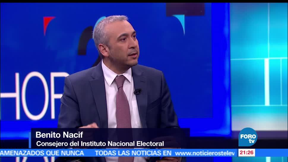 noticieros, forotv, Benito Nacif, explica, cómo funciona, conteo rápido