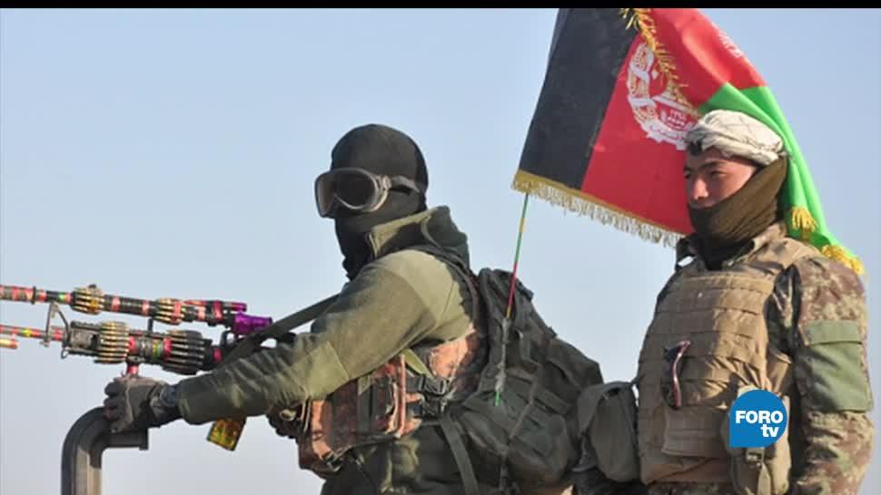 noticias, forotv, Afganistán, crisis recurrente, OTAN, Donald Trump