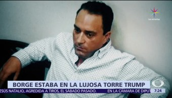 exgobernador de Quintana Roo, Roberto Borge, Torre Trump, Panamá, arresto