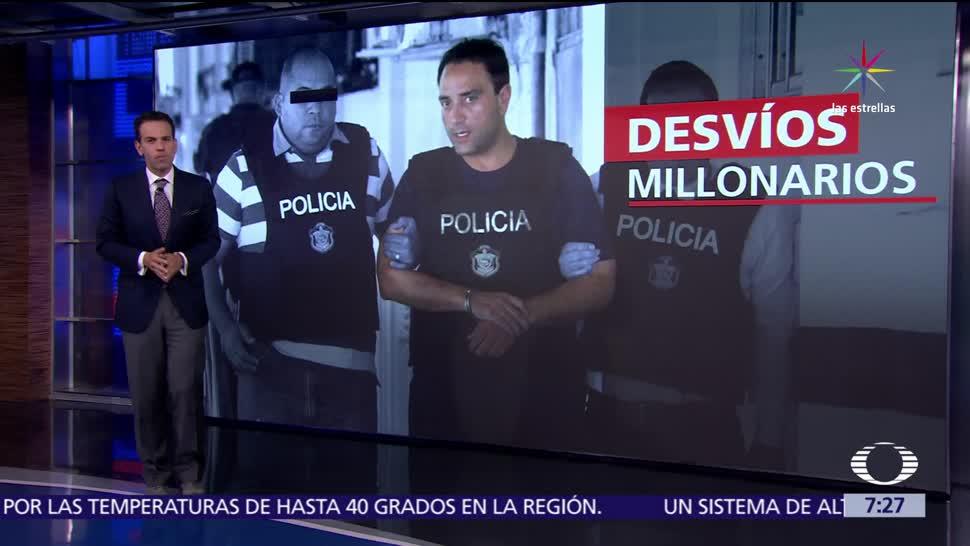 Roberto Borge, despojó a empleados, Quintana Roo, 15 millones