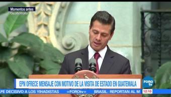 Enrique Peña Nieto, México y Guatemala, marcos jurídicos, América Latina