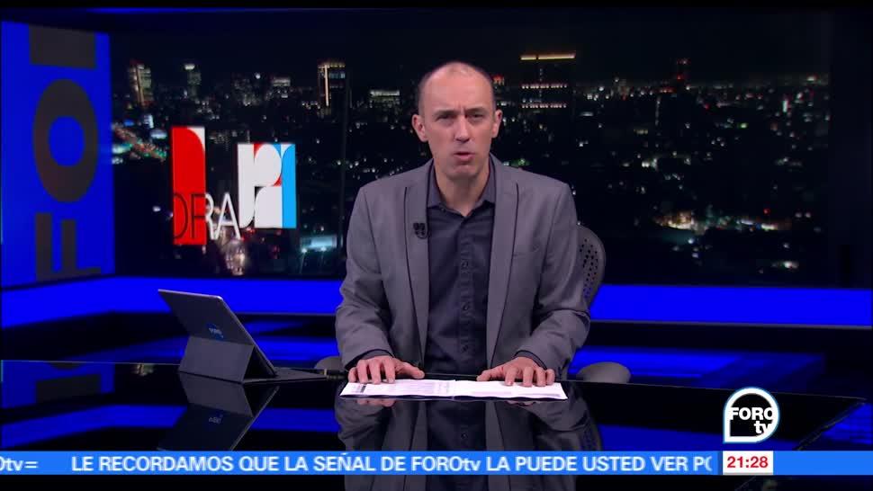 noticias, forotv, Hora 21, Programa, completo, 6 de junio de 2017