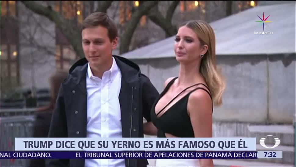 Donald Trumpm Jared Kushner, vínculos, Rusia