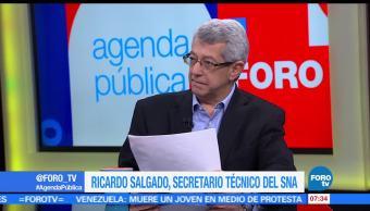 Mauricio Merino, investigador del CIDE, Ricardo Salgado, Sistema Nacional Anticorrupción