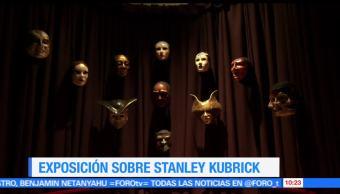 Sofía Escobosa, reportaje, exposición de Stanley Kubrick, Cineteca Nacional