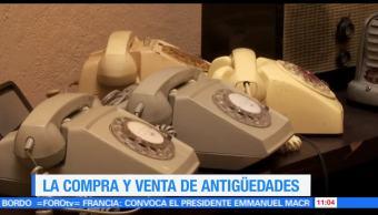 Enrique Muñoz, conocer, compra y venta, antigüedades