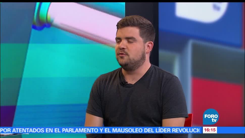 noticias, forotv, Entrevista Bridgefy, Jorge Ríos, Fundador de Bridgefy, Bridgefy
