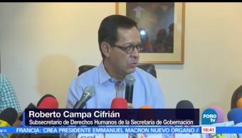 noticias, forotv, Segob, gobierno de Sinaloa, analizan, avances en protección de periodistas