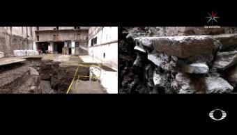 Descubren, Templo, Ehécat, CDMX, centro histórico, catedral metropolitana