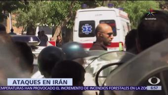 17 muertos, 40 heridos, atentados terroristas, Estado Islámico