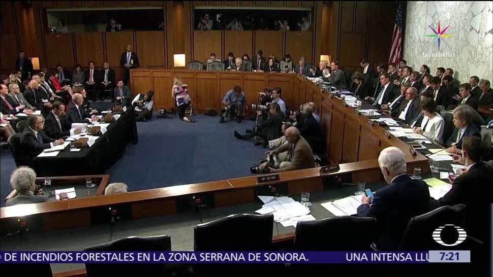 jefes de Inteligencia, Estados Unidos, Rusiagate, Senado