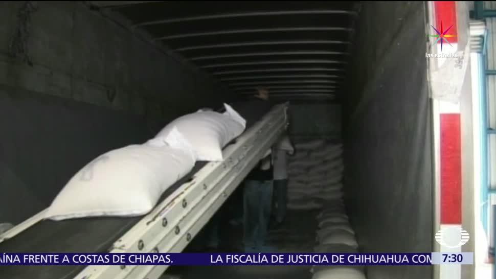 industriales mexicanos, azúcar, Estados Unidos, satisfechos