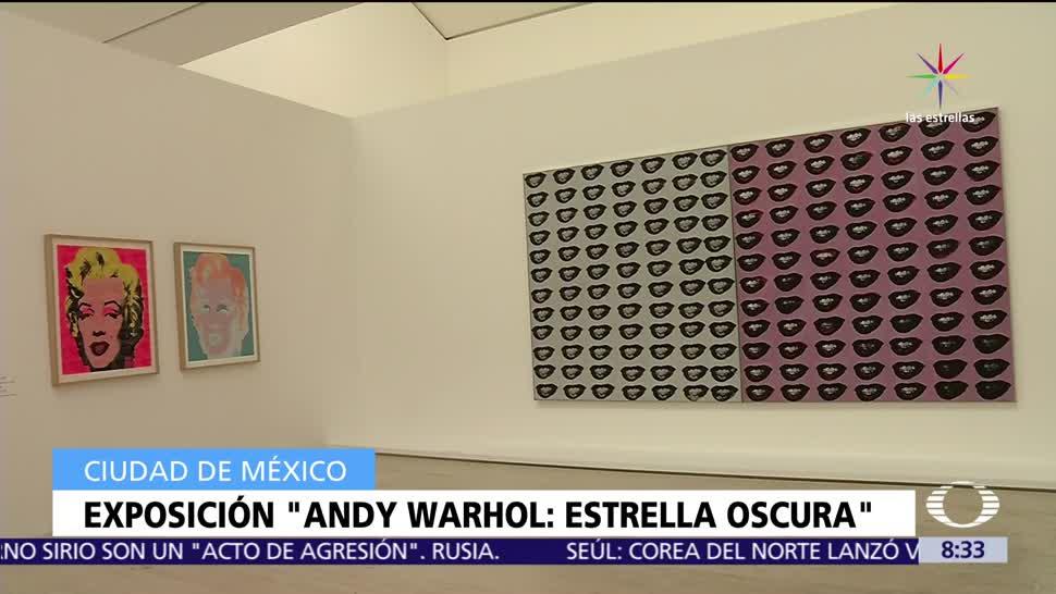 Museo Jumex, Ciudad de México, Andy Warhol, exposición