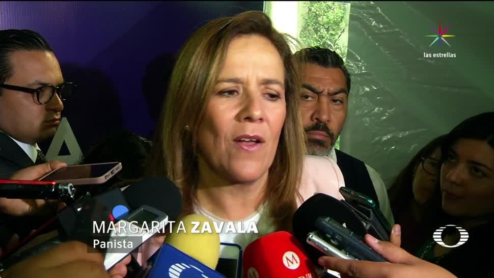 Margarita, Zavala, inicia, gira, pan, elecciones 2018