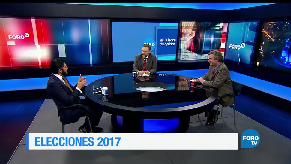 Leo Zuckermann, Luis de la Calle y Cesar Astudillo conversan sobre los resultados electorales en Coahuila, Nayarit, EdoMex Veracruz