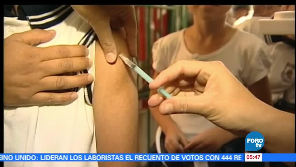 Padres, no, vacunan, hijos