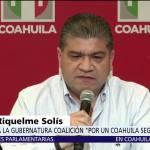 Concluye, cómputo, votos en Coahila, PRI gana