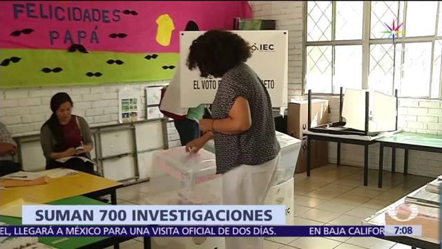 Fepade, Fiscalía Especializada , Delitos Electorales, 700