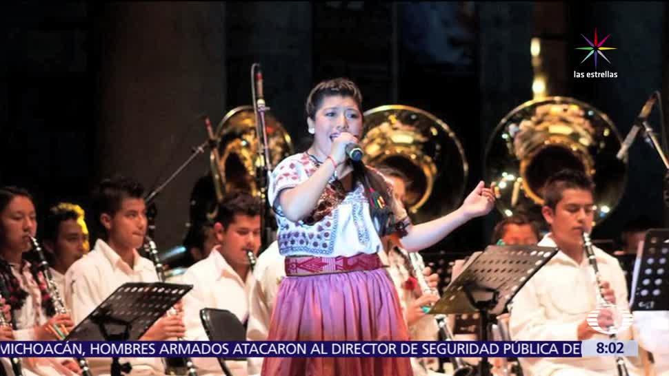 soprano, oaxaqueña, Invitan,Nueva York
