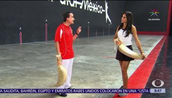Conociendo a, Mikel Arriola, Paola Rojas, entrevista