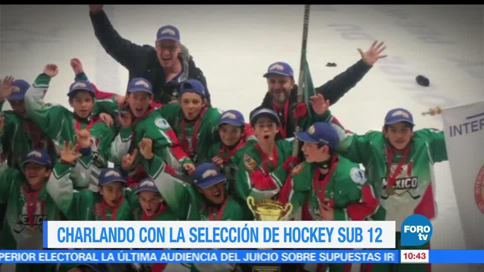 selección, Hockey, Sub 12, Ximena Cervantes