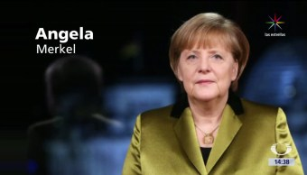 noticias, televisa, Angela Merkel, termina visita, Argentina, viaja rumbo a México