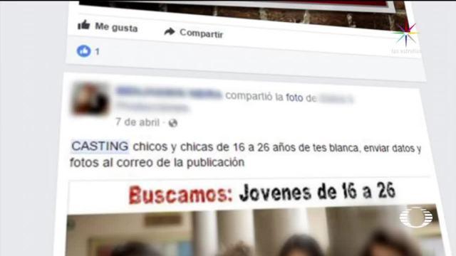 Desarticulan, banda, pornografía, infantil, redes sociales, México Costa Rica