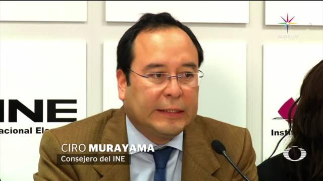 Descabelladas, acusaciones, fraude electoral, Ciro Murayama, elecciones locales, México
