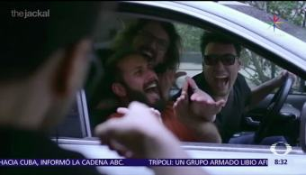 actores italianos, grupo The Jackal, Luis Fonsi, Despacito
