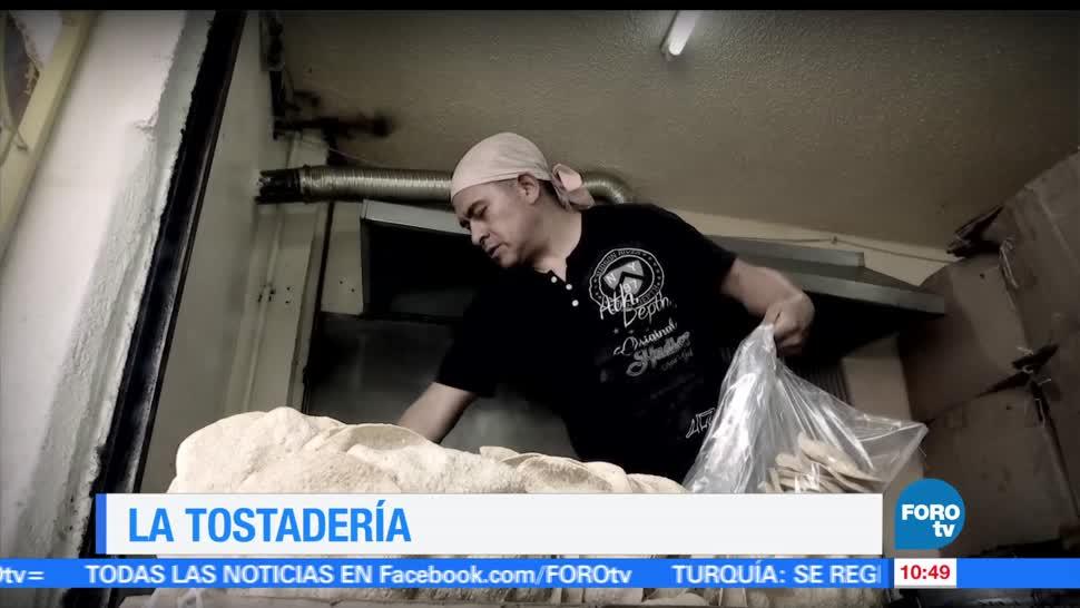 Enrique Muñoz, reportaje, tostadería, trabajo