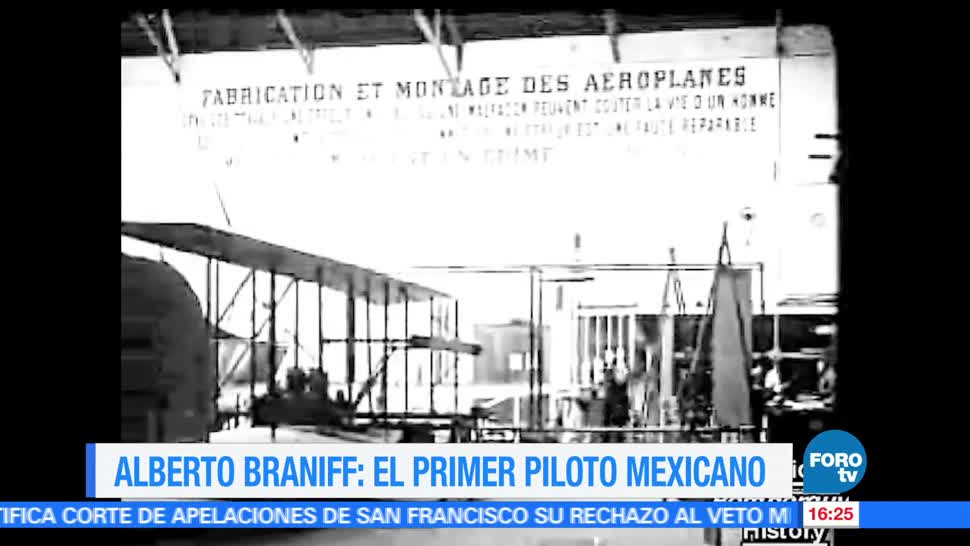 historia, primer, piloto, mexicano