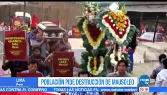 noticias, forotv, Resurgimiento, grupo terrorista, causa temor, Perú