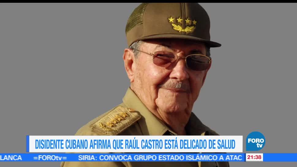 noticias, forotv, Reaparece, Raúl Castro, rumores, estado de salud