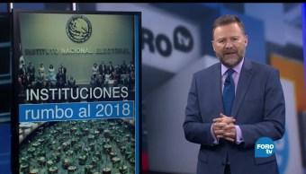 noticias, forotv, Instituciones electorales, rumbo al 2018, comicios, 2018