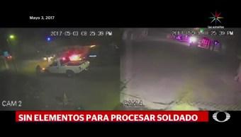 noticias, televisa, No encuentran, elementos, procesar a militar, Palmarito