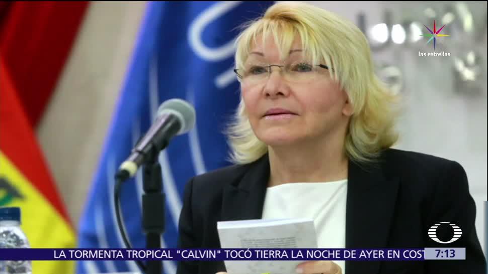 fiscal de Venezuela, Luisa Ortega, amenazas, familia, Gobierno, Nicolás Maduro
