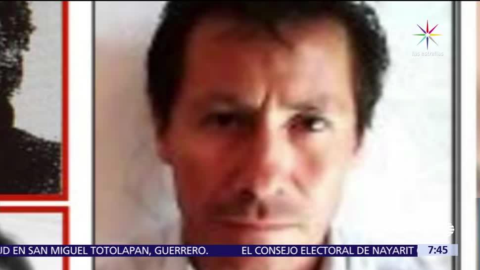 PGR, detención de Raúl Escobar, alias 'Comandante Emilio', justicia chilena, actos terroristas