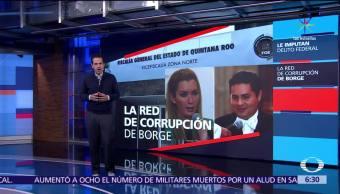 César Duarte, delitos federales, Roberto Borge, Edomex