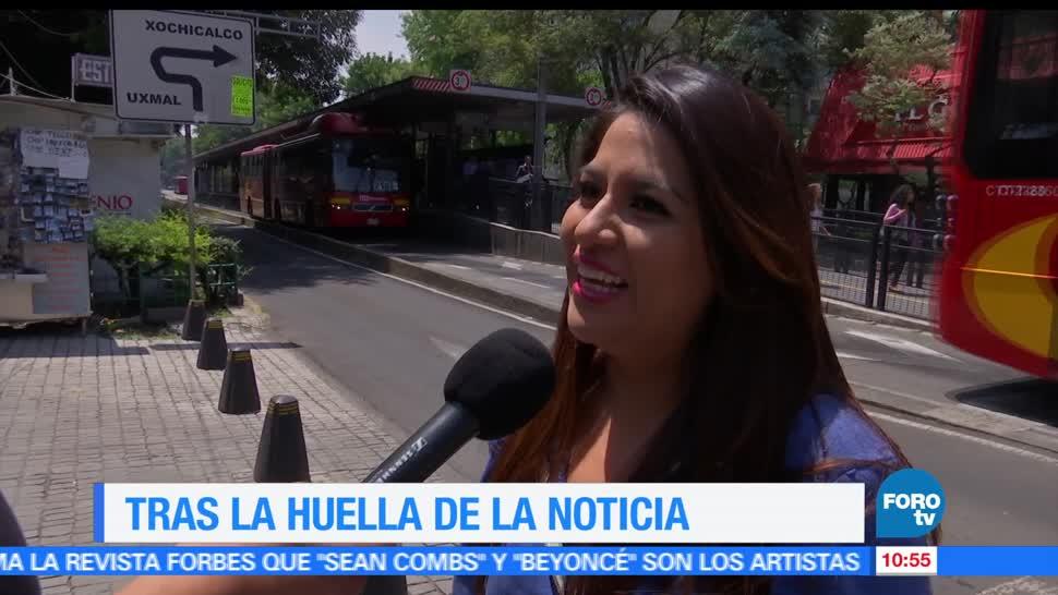 Reporñero, calles, Ciudad de México, mexicanos, cambiarían el nombre