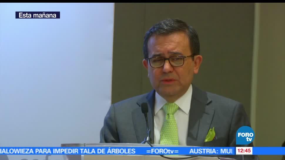 Ildefonso Guajardo, secretario de Economía, rezago, pequeñas empresas, medianas empresas