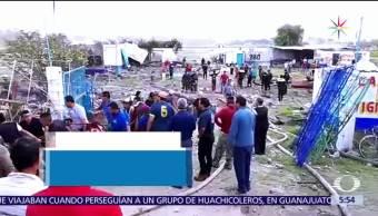 Estado de México, almacén de pólvora, laguna de Zumpango, Circuito Exterior Mexiquense