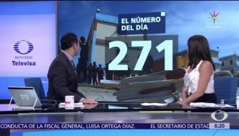 homicidios, penales de México, prisiones, número del día