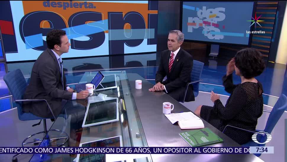 Edna Jaime, México Evalúa, Miguel Ángel Mancera, jefe de Gobierno, nuevo sistema de justicia penal